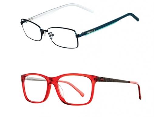 ff54120169f7a4 Charmantes lunettes Lacoste femme