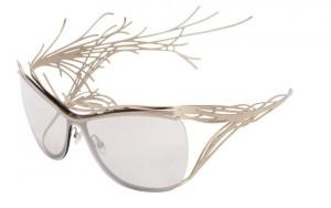 25e097230c Jolie lunettes de soleil Parasite femme