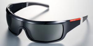 Jolie lunettes de soleil Prada Sport homme 53f1fd42438